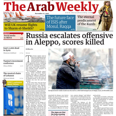 The Arab Weekly
